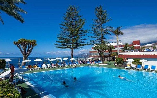 BEST SEMIRAMIS, Tenerife, Kanárské ostrovy, Tenerife, letecky, snídaně v ceně5