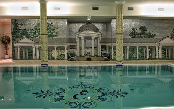 Luxusní wellness pobyt v 5* resortu v Mariánkách 3 dny / 2 noci, 2 os., snídaně3
