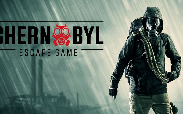 Úniková hra Chernobyl - dozimetrická věž4