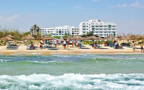 HOTEL JINENE, Sousse, Tunisko, Sousse, letecky, all inclusive5