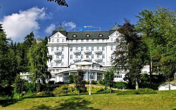 Luxusní wellness pobyt v 5* resortu v Mariánkách 3 dny / 2 noci, 2 os., snídaně4