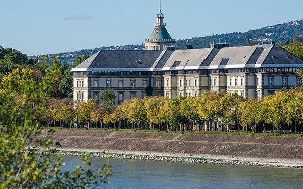 Budapešť, Grand Margaret Island Health Spa Hotel**** s termálními prameny