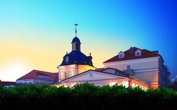 DOPORUČUJEME Léčebný exkluzivní pobyt Klasik GOLD, Kúpele Turčianske Teplice