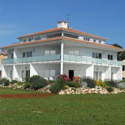 Chorvatsko, Umag: Apartments Alen