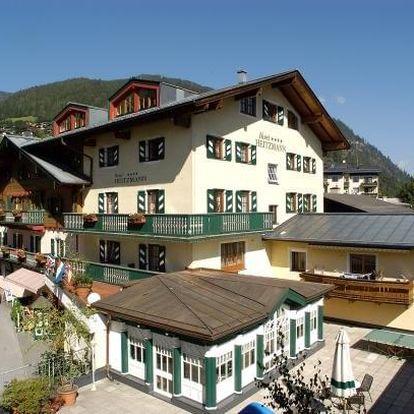 Rakousko - Kaprun - Zell am See na 4-5 dnů, snídaně v ceně