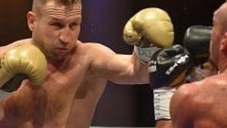 Privátní trénink s profi boxerem Lubošem Šudou