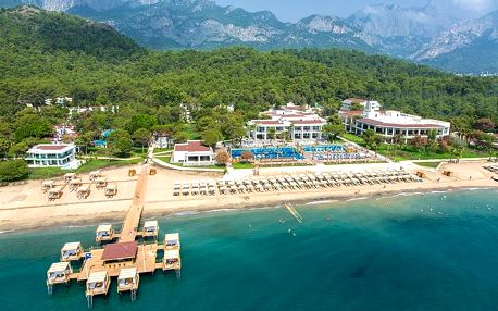 Turecko - Kemer letecky na 8-12 dnů, all inclusive