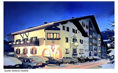 Rakousko - Seefeld na 2 dny, polopenze