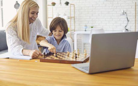 Šachový online kurz pro začátečníky a mírně pokročilé