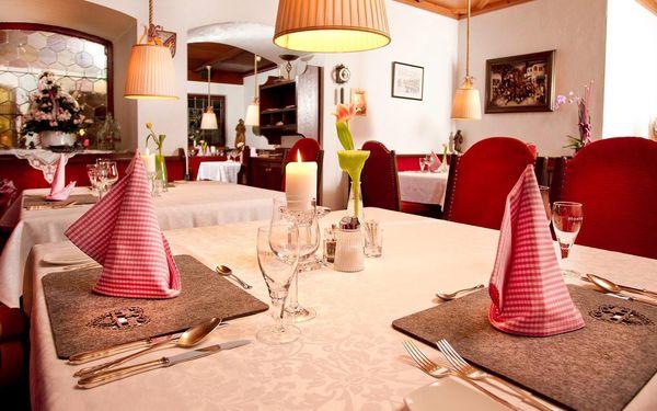 Hotel Der Kirchenwirt, Tyrolsko, vlastní doprava, polopenze2