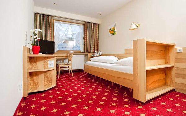 Hotel Der Kirchenwirt, Tyrolsko, vlastní doprava, polopenze5