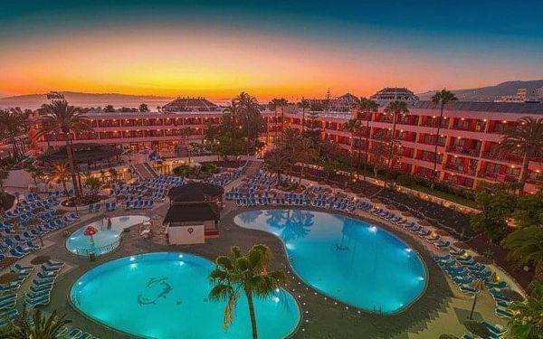 ALEXANDRE HOTEL LA SIESTA, Tenerife, Kanárské ostrovy, Tenerife, letecky, snídaně v ceně5