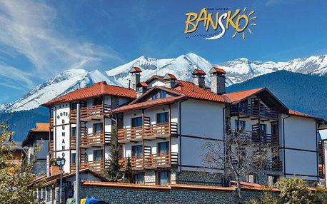 Bulharsko - Bansko na 6-8 dnů