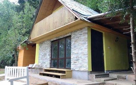 Středočeský kraj: Sazava River Cottage with boating experience
