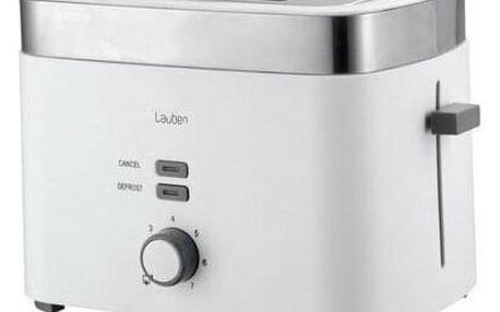 Lauben Toaster T17WS