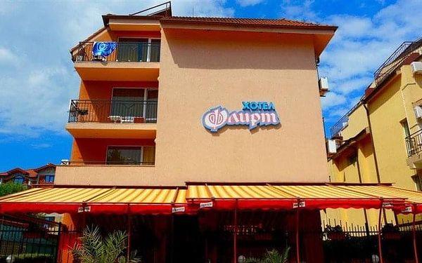Hotel Flirt - štúdiá, Primorsko, Bulharsko, Primorsko, letecky, bez stravy2