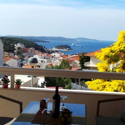 Chorvatsko, Hvar: Villa Vera