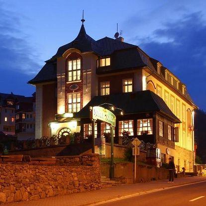 Královohradecký kraj: Hotel Hořec