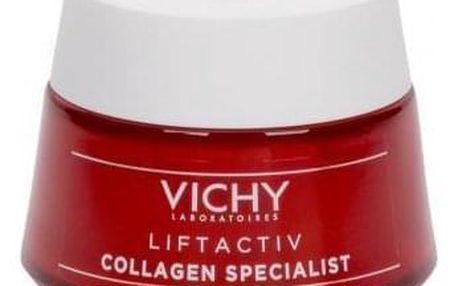 Vichy Liftactiv Collagen Specialist 50 ml obnovující krém proti vráskám poškozená krabička pro ženy