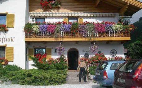 Rakousko, Zell am See: Feriengästehaus Glockenstuhl
