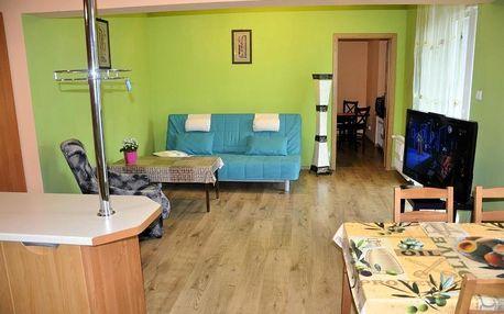 Polsko - Kudowa-Zdrój: Apartament Kudowa Zdrój - Słone 60m2