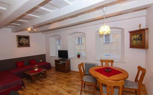 Krásy Broumovska: Apartmány Broumov
