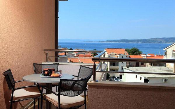 Chorvatsko, Makarská riviéra: Apartments Vila Adrijana & Fitness Studio WOLF