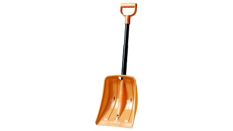 Plastia Skládací lopata Auto-sport, oranžová