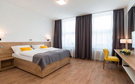 Boskovice, Jihomoravský kraj: Hotel Slavia
