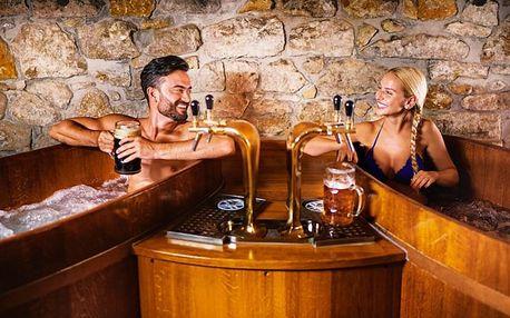 SPA BEERLAND - luxusní pivní wellness