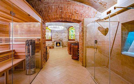 Pivní lázně pro dva s cedrovou saunou
