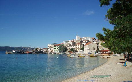 Chorvatsko - Podgora na 10 dnů