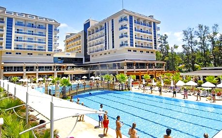 Turecko - Alanya letecky na 7-15 dnů, ultra all inclusive
