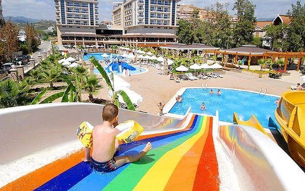 Hotel Dizalya Palm Garden, Turecká riviéra, letecky, ultra all inclusive2
