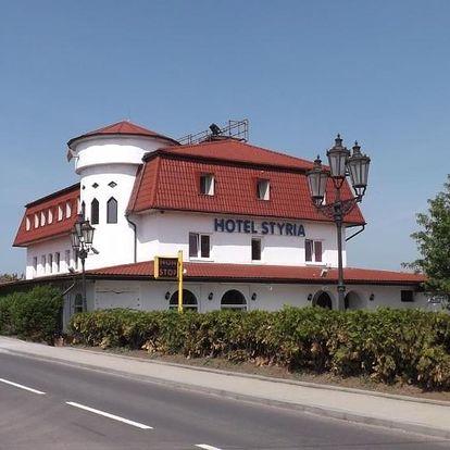 Jižní Morava: Hotel Styria