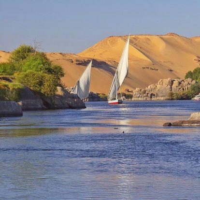 Egypt - Marsa Alam letecky na 12 dnů, polopenze