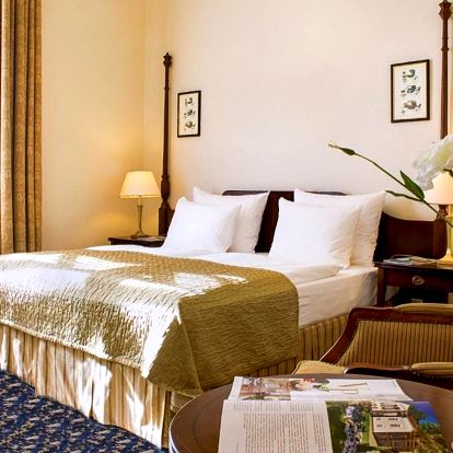 Karlovarský kraj: Gourmet Hotel Villa Patriot