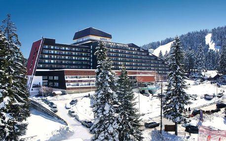 Lyžování v Bulharsku: Hotel Samokov