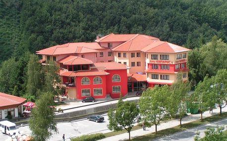 Lyžování v Bulharsku: Hotel Kiparis Alfa