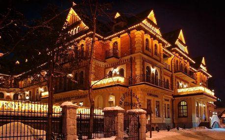 Lyžování v Polsku: Grand Hotel Stamary