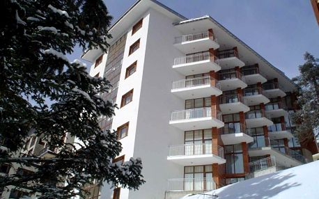 Lyžování v Bulharsku: Dafovska Hotel