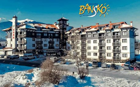 5–8denní Bansko ski | Hotel Zara**** | Polopenze | Wellness, Bazén v ceně | Vlastní doprava