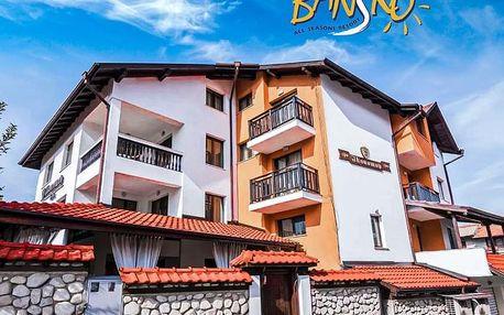 5–8denní Bansko ski | Boutique hotel Iconomov*** | Polopenze | Výřivka, sauna v ceně | Vlastní doprava