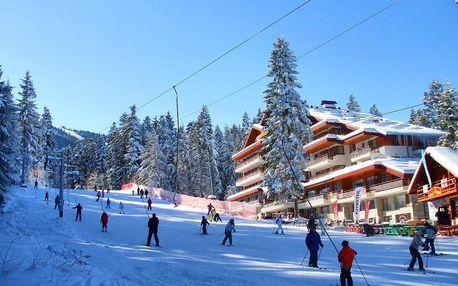 Lyžování v Bulharsku: Yanakiev Club Hotel
