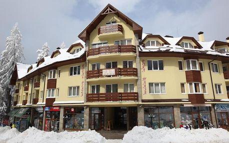 Lyžování v Bulharsku: Royal Plaza Apartments Borovets