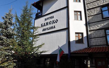 Lyžování v Bulharsku: Family Hotel Bansko Sofia