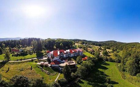 Lyžování v Polsku: Dziki Potok Konferencje Grill & Prestige SPA
