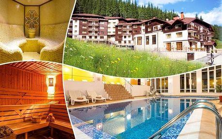 Lyžování v Bulharsku: The Stream Resort