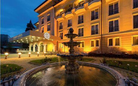 Lyžování v Bulharsku: Strimon Garden Medical SPA Hotel