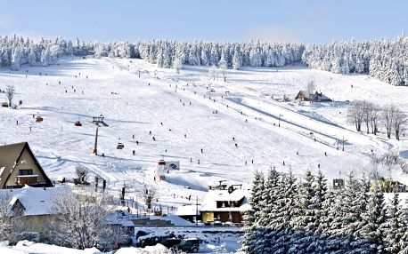 Jednodenní lyžařský zájezd se skipasem | Polsko, Zieleniec
